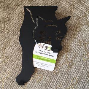 Other - Black Cat over the door hanger